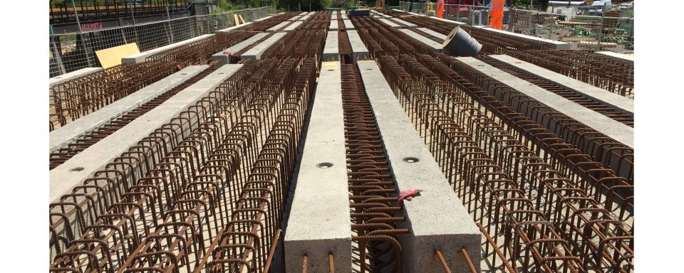 Span Length Precast Deck Units