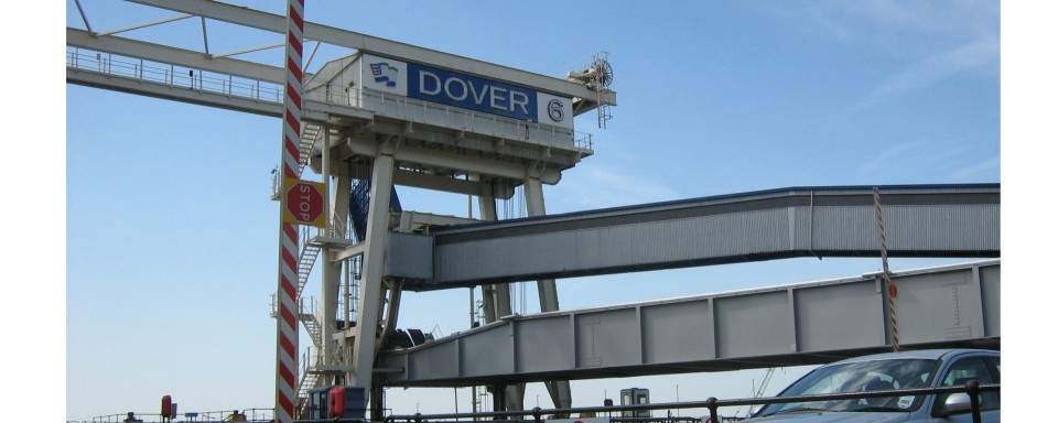 Port of Dover RoRo Link Spans