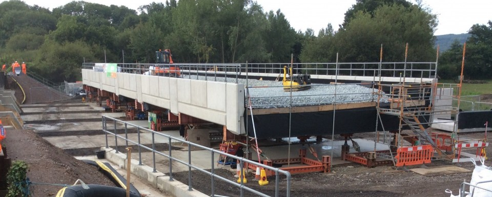 Offline Construction of Bridge Deck