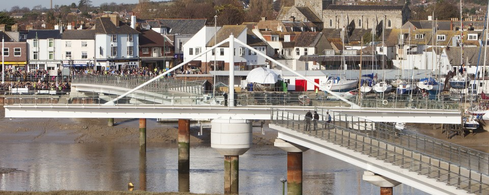 Adur Ferry Bridge, Shoreham by Sea