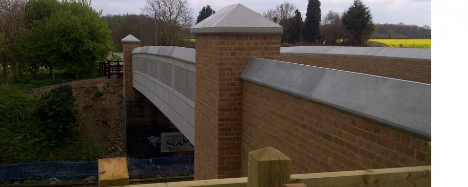 Sharps Overbridge, Berkshire