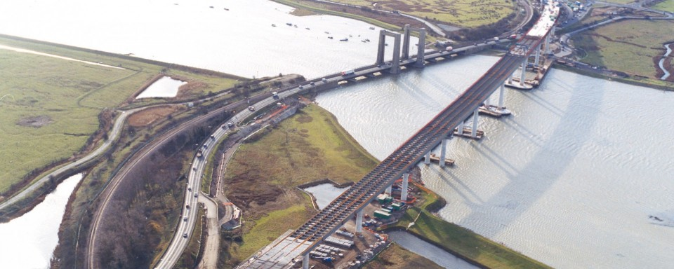 A249 Sheppey Crossing, Kent