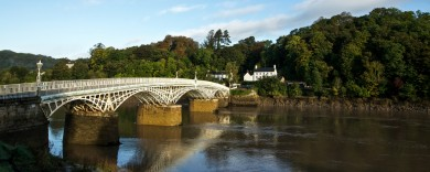 River Wye Bridge, Chepstow