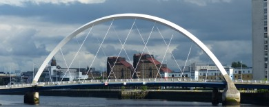 River Clyde Arc, Glasgow