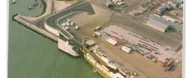 Port of Poole, No 3 Upper Deck Extension