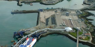 Holyhead Salt Island Terminals 3 and 5